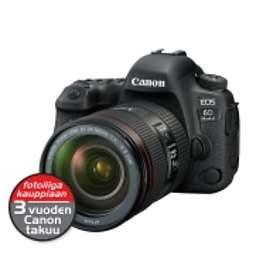 Canon EOS 6D Mark II + 24-105/4.0 L IS II