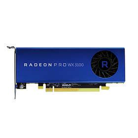 AMD Radeon Pro WX 3100 3xDP 4GB