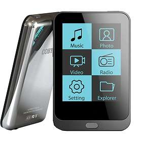 Coby MP-823 4GB