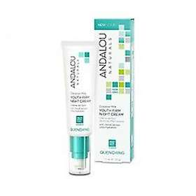Andalou Naturals Quenching Coconut Milk Youth Firm Night Cream 50g