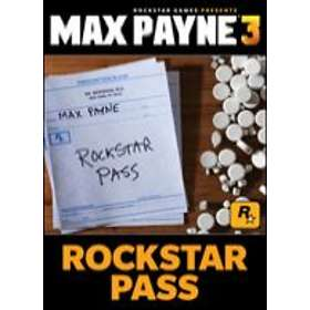 Max Payne 3 - Rockstar Pass (PC)
