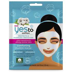 Yes To Cotton Comforting Sheet Mask 20ml