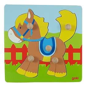 Goki Knoppussel Häst 57555