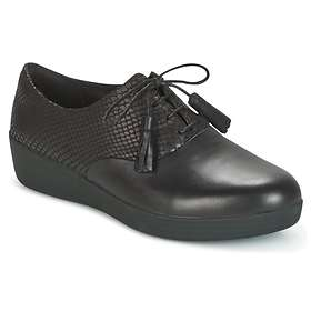 FitFlop Classic Tassel Superoxford Leather