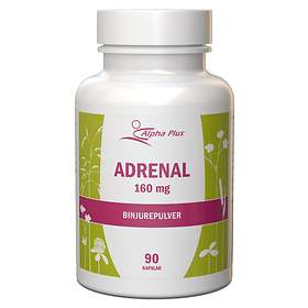 Alpha Plus Adrenal 90 Kapslar