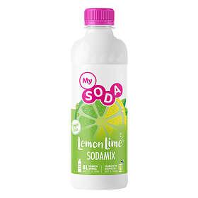 MySoda Lemon - Lime 500ml