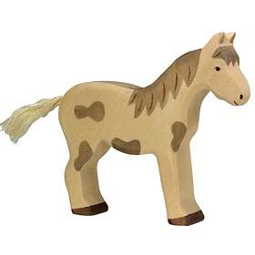 Holztiger Häst Fläckig 80037