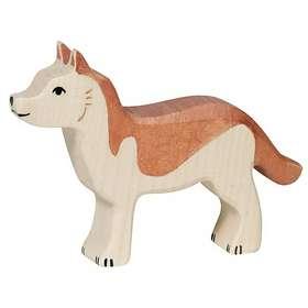 Holztiger Hund Sheepdog 80358