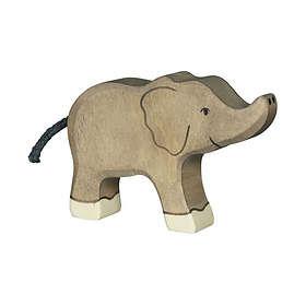 Holztiger Elefant Unge 80537