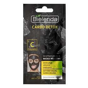 Bielenda Carbo Detox C Purifying Charcoal Mask Oily/Comb Skin 8g