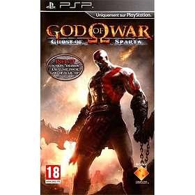God of War: Ghost of Sparta (JPN) (PSP)
