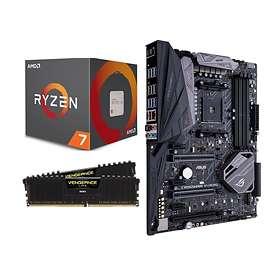 Komplett Uppgraderingspaket - 3,6GHz OC 16GB