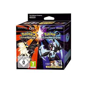 Pokemon Ultra Sun/Ultra Moon - Ultra Dual Edition