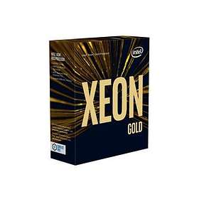 Intel Xeon Gold 6130 2,1GHz Socket 3647 Box