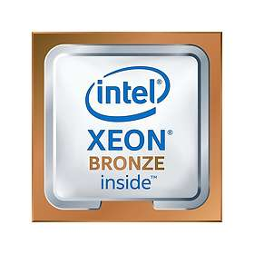 Intel Xeon Bronze 3106 1,7GHz Socket 3647 Box