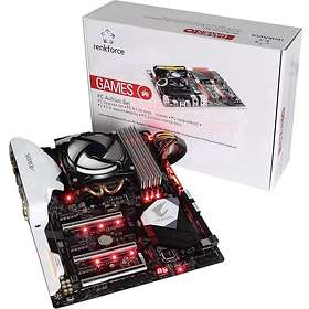 Renkforce PC Tuning-Kit - 4,2GHz QC 32GB