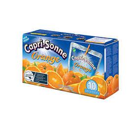 Capri-Sun Orange Pappkartong 0,2l 10-pack