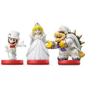 Nintendo Amiibo - Wedding 3 Pack