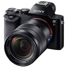 Sony Alpha A7S II + 24-70/4,0 ZA OSS
