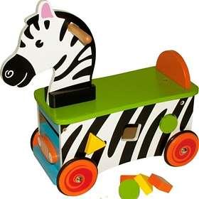 Bigjigs Zebra BB028