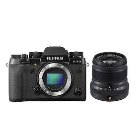 Fujifilm X-T2 + 50/2,0 R WR