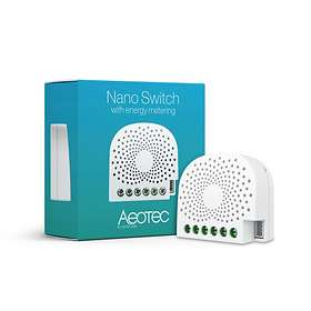 Aeotec Nano Switch Energy Metering