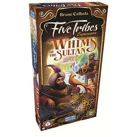 Five Tribes: Whims of the Sultan (exp.)