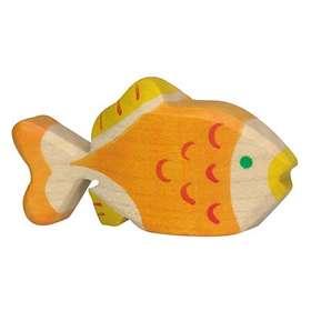 Holztiger Fisk Guldfisk 80084
