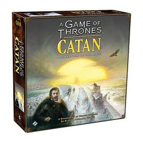 Mayfair Games Catan A Game of Thrones: Brotherhood of the Watch (exp.)