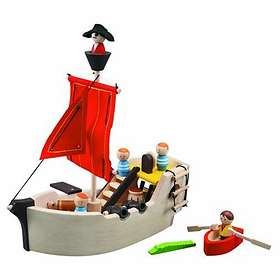 Plan Toys Piratskepp 6105