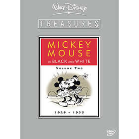 Disney Treasures - Mickey Mouse in Black & White - Volume 2