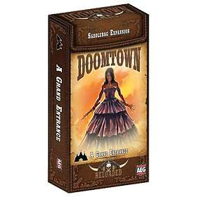 Alderac Entertainment Group Doomtown Reloaded: A Grand Entrance (exp.)