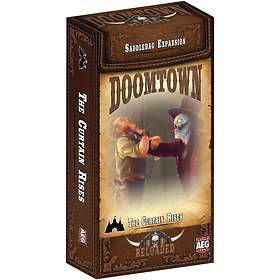 Alderac Entertainment Group Doomtown Reloaded: The Curtain Rises (exp.)