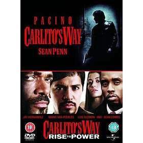 Carlito's Way + Carlito's Way: Rise to Power (UK)