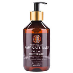 Recipe for Men Raw Naturals Shower Gel 300ml
