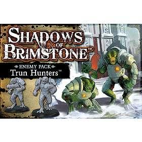 Shadows of Brimstone: Trun Hunters (exp.)