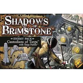 Shadows of Brimstone: Custodians of Targa with Targa Pylo