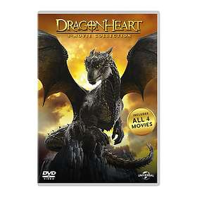 Dragonheart - 4 Movie Collection (UK)