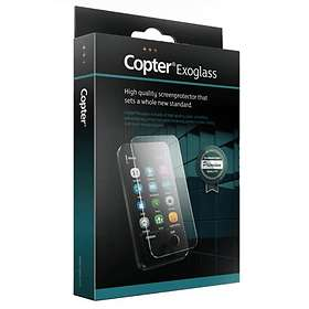 Copter Exoglass Curved Screen Protector for Sony Xperia XZ/XZs