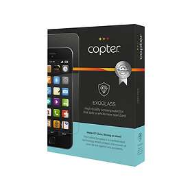 Copter Exoglass Curved Screen Protector for Sony Xperia XZ Premium