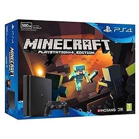 Sony PlayStation 4 Slim 500Go (+ Minecraft)