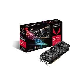 Asus Radeon RX Vega 64 Strix Gaming OC 2xHDMI 2xDP 8GB