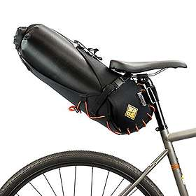 Restrap Saddle Bag Holster + Dry Bag 14L