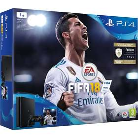 Sony PlayStation 4 Slim 1TB (incl. FIFA 18)