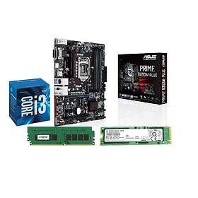 Elektronikhuset Uppgraderingspaket - 3,9GHz DC 8GB