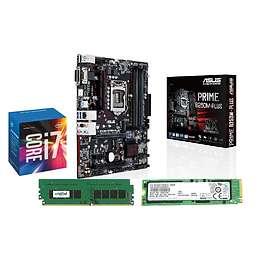 Elektronikhuset Uppgraderingspaket - 3,6GHz QC 8GB