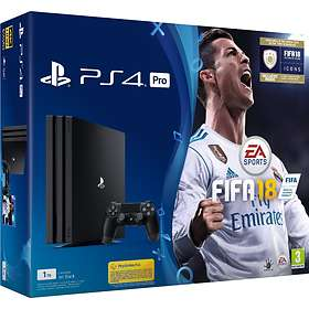 Sony PlayStation 4 Pro 1TB (incl. FIFA 18)