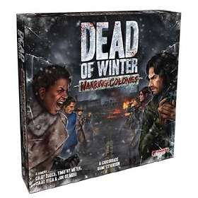 Plaid Hat Games Dead Of Winter: Warring Colonies (exp.)