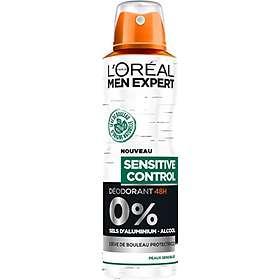 L'Oreal Men Expert Sensitive Control Deo Spray 250ml