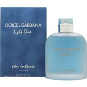 197cc728c83cd Find the best price on Dolce   Gabbana Light Blue Eau Intense Pour ...